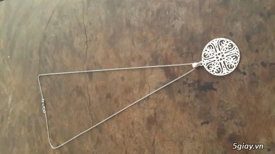 Bán sỉ thanh lý trang sức bạc của italy - 4