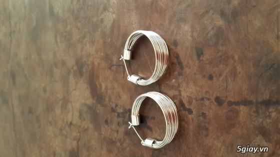 Bán sỉ thanh lý trang sức bạc của italy - 5