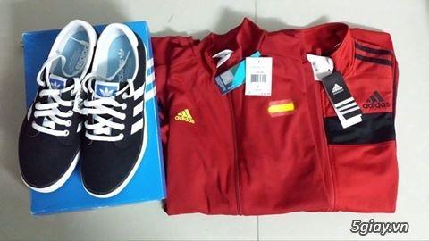 [HCM] Hàng Đẹp Cho AE Xài Tết Giá Cực Hot Giày Và Áo Khoác Adidas - 4