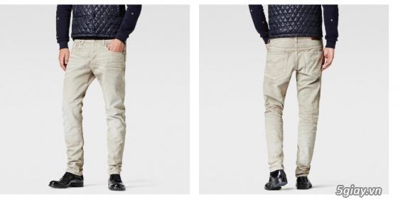 [MR.BEAN] Quần jean, áo sơ mi, áo thun nam, mũ nón, giày dép (Holliter, Aber...) - 33
