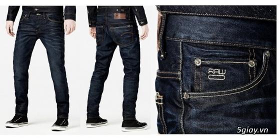 [MR.BEAN] Quần jean, áo sơ mi, áo thun nam, mũ nón, giày dép (Holliter, Aber...) - 32