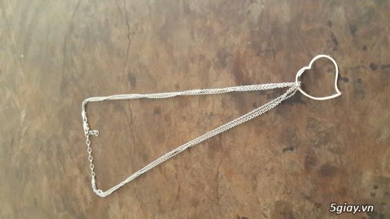 Bán sỉ thanh lý trang sức bạc của italy - 12