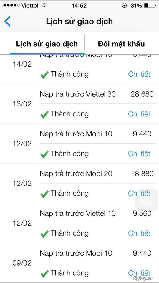 Cảnh Báo Ai Sài Phần Mềm VTC 365- Bị Hack TK Mất Tiền Oan