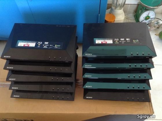 cd-marantz-6004-marantz-na-7004-bluray-sony-yamaha rx-a1040-loa cột-center-surround - 5
