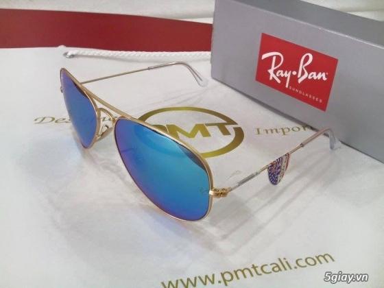 Mắt kính RAYBAN xách tay trực tiếp từ USA,tặng 100.000.000 nếu bán hàng FAKE - 1