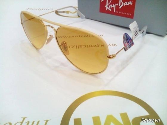 Mắt kính RAYBAN xách tay trực tiếp từ USA,tặng 100.000.000 nếu bán hàng FAKE - 17