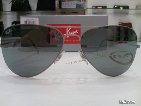 Mắt kính RAYBAN xách tay trực tiếp từ USA,tặng 100.000.000 nếu bán hàng FAKE - 12