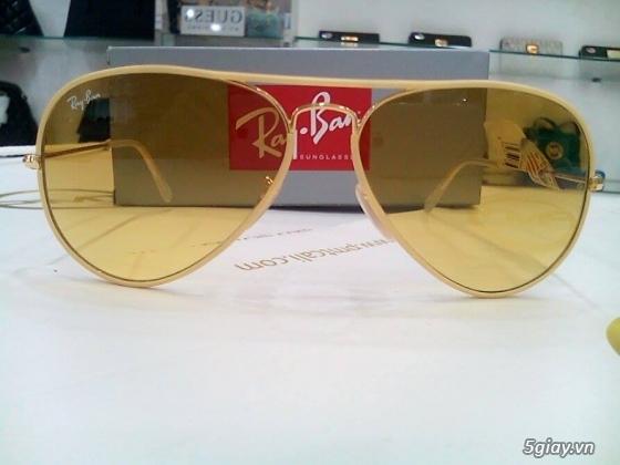 Mắt kính RAYBAN xách tay trực tiếp từ USA,tặng 100.000.000 nếu bán hàng FAKE - 16