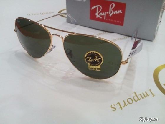 Mắt kính RAYBAN xách tay trực tiếp từ USA,tặng 100.000.000 nếu bán hàng FAKE - 2