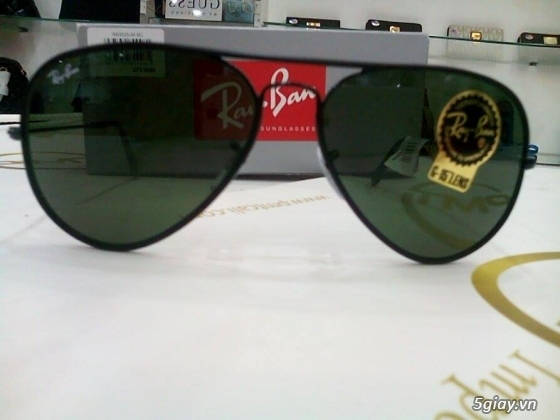 Mắt kính RAYBAN xách tay trực tiếp từ USA,tặng 100.000.000 nếu bán hàng FAKE - 14