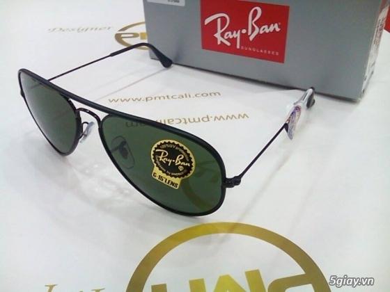 Mắt kính RAYBAN xách tay trực tiếp từ USA,tặng 100.000.000 nếu bán hàng FAKE - 15