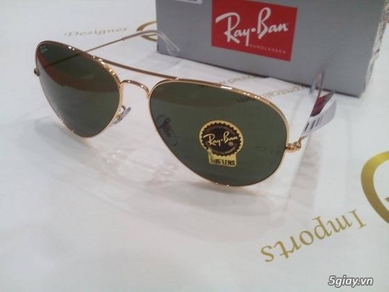 Mắt kính RAYBAN xách tay trực tiếp từ USA,tặng 100.000.000 nếu bán hàng FAKE - 24