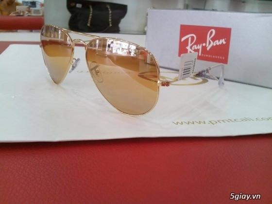 Mắt kính RAYBAN xách tay trực tiếp từ USA,tặng 100.000.000 nếu bán hàng FAKE - 4
