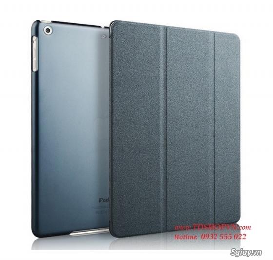 |TDSHOPVN.COM| Sạc, cáp, bao da chính hãng iPad Air 2. Dán kính cường lực Sapphire. - 22