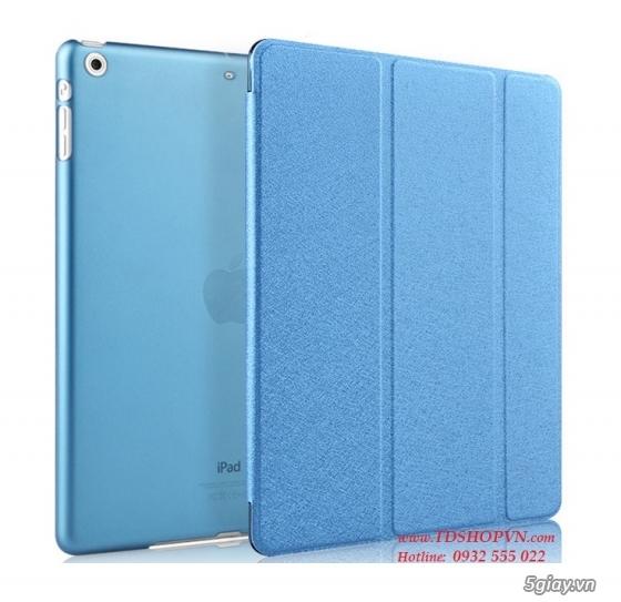 |TDSHOPVN.COM| Sạc, cáp, bao da chính hãng iPad Air 2. Dán kính cường lực Sapphire. - 24
