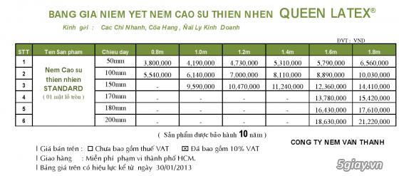 Nệm P.E, Nệm Bông ép Korea, Nệm cao su thiên nhiên phân phối bỏ sỉ - 11