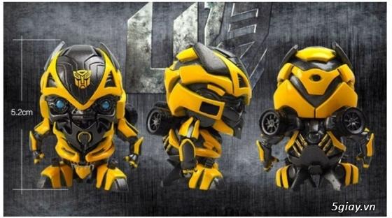 Mô hình các nhân vật trong game, phim ảnh - 23