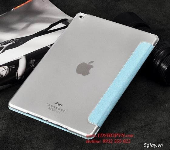 |TDSHOPVN.COM| Sạc, cáp, bao da chính hãng iPad Air 2. Dán kính cường lực Sapphire. - 20