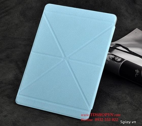 |TDSHOPVN.COM| Sạc, cáp, bao da chính hãng iPad Air 2. Dán kính cường lực Sapphire. - 18