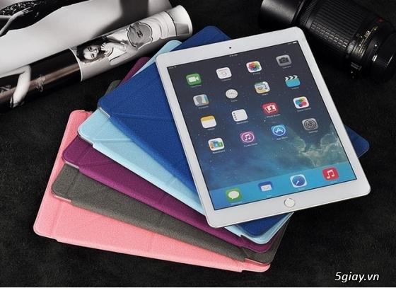 |TDSHOPVN.COM| Sạc, cáp, bao da chính hãng iPad Air 2. Dán kính cường lực Sapphire. - 21