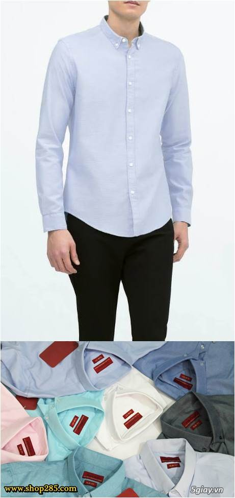 Áo thun Hollister VNXK,áo thun SuperDry VNXK ,áo A&F VNXK ,áo thun cổ tim thun láng - 13