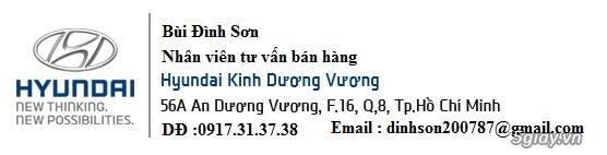 Hyundai Sonata khuyến mãi khủng đón lễ 30/4