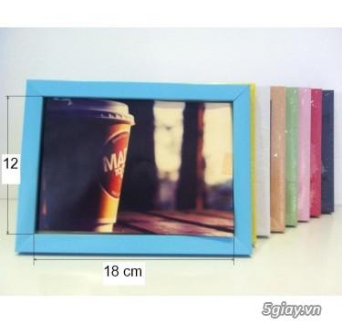 Khung hình nhựa giả gỗ siêu nhẹ bền màu - 5