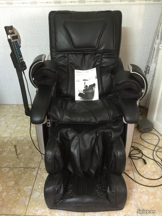 Ghế massage nội địa nhật- Hàng mới về-Khuyến mãi lớn. - 8