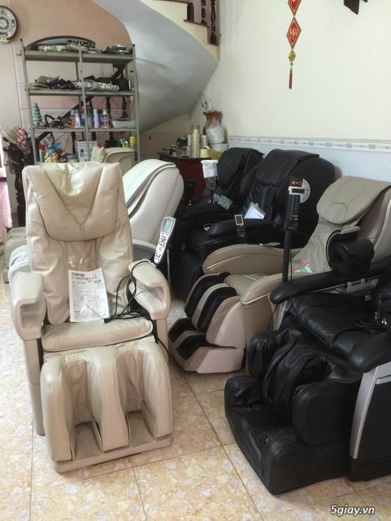 Ghế massage nội địa nhật- Hàng mới về-Khuyến mãi lớn. - 2