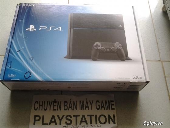 PlayStation Game _ Mua bán máy Game PS4, PS3, Ps2, Ps1, PsP, PSvita uy tín - 12