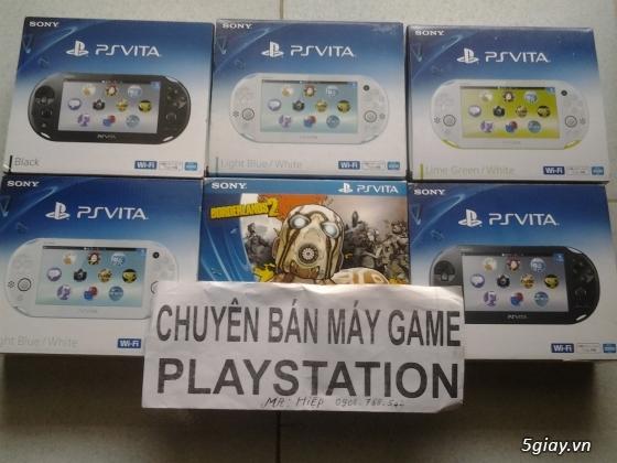 PlayStation Game _ Mua bán máy Game PS4, PS3, Ps2, Ps1, PsP, PSvita uy tín - 13