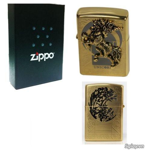 Bật lửa zippo xách tay từ Mỹ giá rẻ cho ace - 11