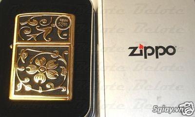 Bật lửa zippo xách tay từ Mỹ giá rẻ cho ace - 9