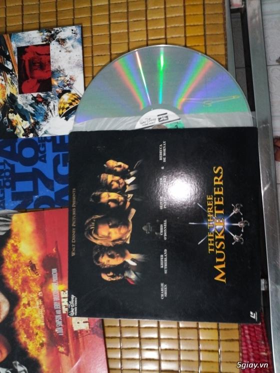 Laserdics Phim Hành động và hài - 3