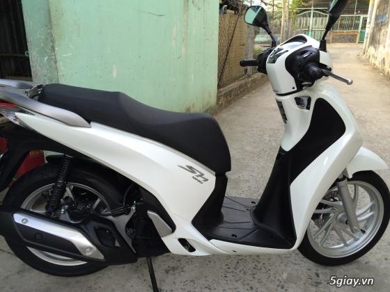 Sh 150i Việt Nam Trắng Sporty - Xe Trùm Mền - Full Hình - Giá Tốt