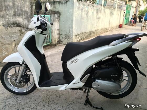 Sh 150i Việt Nam Trắng Sporty - Xe Trùm Mền - Full Hình - Giá Tốt - 2