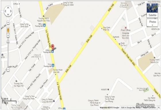 Cho thuê phòng trọ gần ngã 3 Bắc hải và Lý Thường Kiệt, Q.Tân Bình