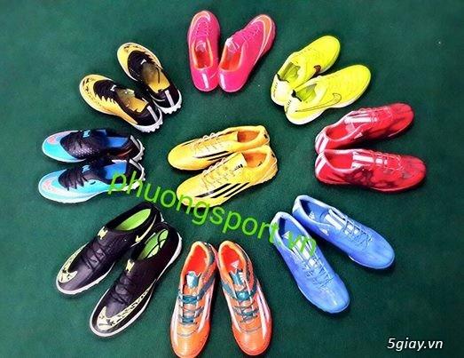 PHƯƠNG SPORT: Sỉ & Lẻ Giày Đá Banh Cỏ Nhân Tạo Rẻ - Tốt - Uy Tín Nhất Toàn Quốc ! - 22