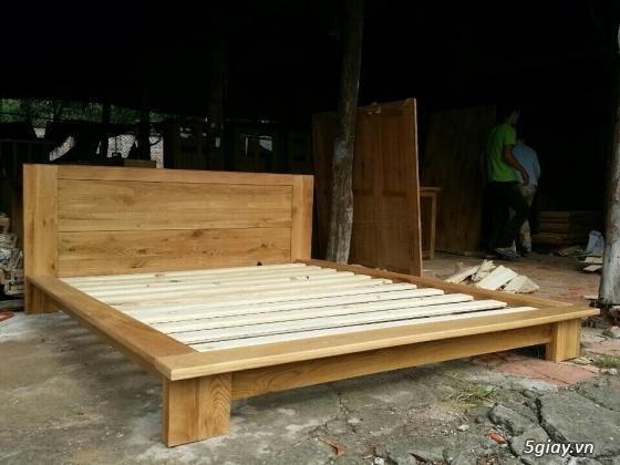 Bàn ghế giường tủ gỗ sồi Mỹ và Nga giá tốt nhất Sài Gòn - 23