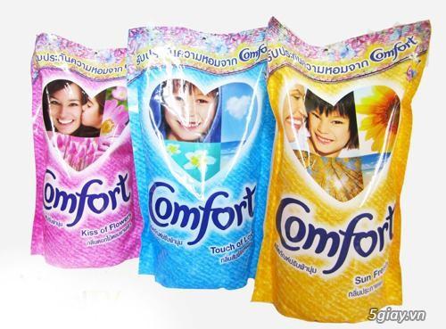 Sỉ lẻ Hàng Tiêu Dùng Thái Lan (Giặt xả Dnee 190k/can, nước rửa bình sữa 65k/túi...) - 8