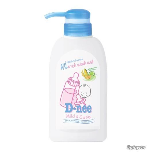 Sỉ lẻ Hàng Tiêu Dùng Thái Lan (Giặt xả Dnee 190k/can, nước rửa bình sữa 65k/túi...) - 2