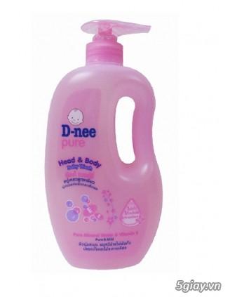 Sỉ lẻ Hàng Tiêu Dùng Thái Lan (Giặt xả Dnee 190k/can, nước rửa bình sữa 65k/túi...) - 1