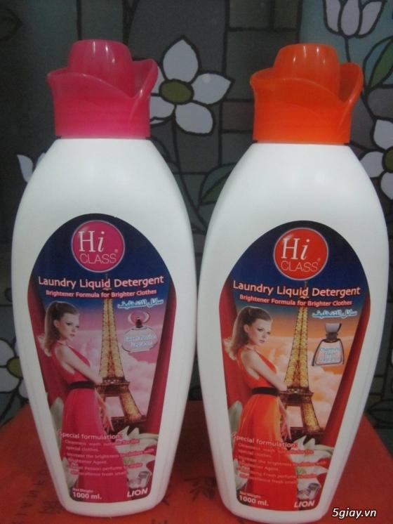 Sỉ lẻ Hàng Tiêu Dùng Thái Lan (Giặt xả Dnee 190k/can, nước rửa bình sữa 65k/túi...) - 10