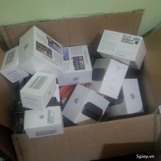 bán  1 đống apple tv, sealbox