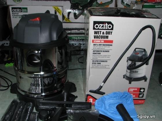 Chuyên Khoan Điện, Khoan Bê Tông, Máy Cắt Các Loại Hiệu Ozito (Australia) Luôn có Pic - 9