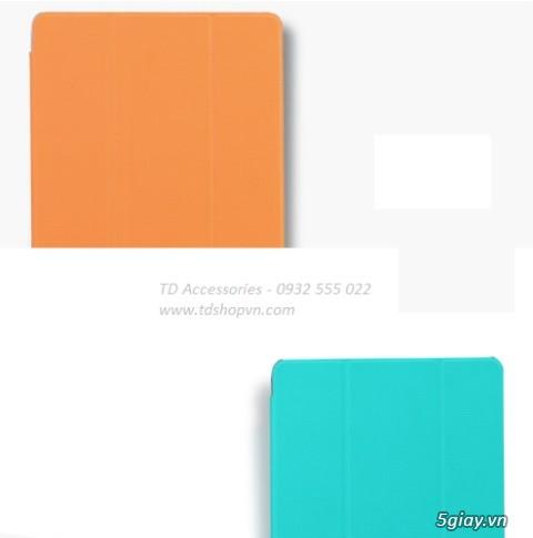 Phụ kiện, Bao da, dán kính, sạc cáp iPad Air, iPad Mini/2/3 - 4