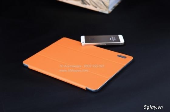 Phụ kiện, Bao da, dán kính, sạc cáp iPad Air, iPad Mini/2/3 - 5
