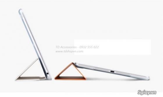 Phụ kiện, Bao da, dán kính, sạc cáp iPad Air, iPad Mini/2/3 - 6
