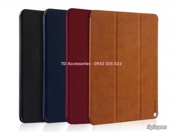 Phụ kiện, Bao da, dán kính, sạc cáp iPad Air, iPad Mini/2/3 - 7