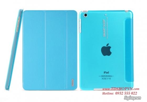 Phụ kiện, Bao da, dán kính, sạc cáp iPad Air, iPad Mini/2/3 - 16